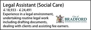 Bradford Social Care Asst