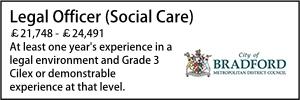 Bradford Social Care Officer
