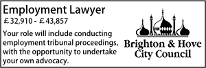 Employment Lawyer Brighton oct 21
