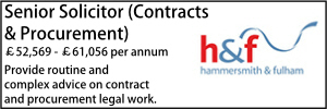 Hammersmith Jan 21 Contracts