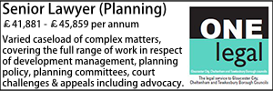 One Legal Oct 20 Senior Lawyer Planning