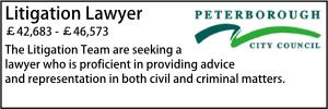 Peterborough Jan 20 Litigation