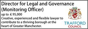 Trafford Director of Legal