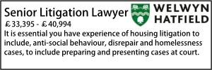 Welwyn Jan 20 Litigation