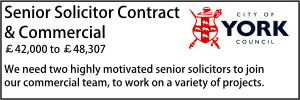 York Feb 20 Senior Procurement