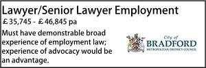 Bradford July 21 Employment