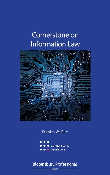 Cornerstone on Information Law