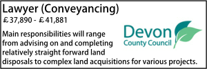 Devon Aug 21 Conveyancing