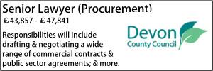 Devon Jan 21 Senior Contracts