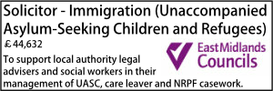 East Midlands Councils Immigration