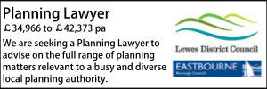 Eastbourne Planning lawyer oct 21