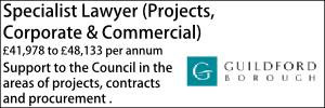 Guildford July 21 Procurement