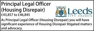 Leeds July 21 Principal Housing