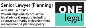 One Legal July 21 Planning