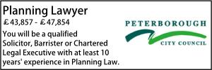 Peterborough Jan 21 Planning