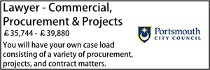 Portsmouth May 21 Procurement