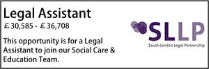 SLLP Feb 21 Legal Asst