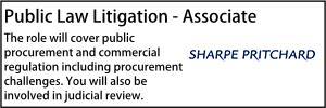 Sharpe Sept 21 Litigation