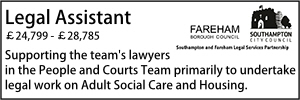 Southampton Legal Asst