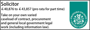 Stratford Feb 21 Solicitor Contracts