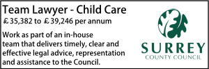 Surrey March 21 Childcare