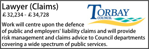 Torbay July 21 Lawyer Claims