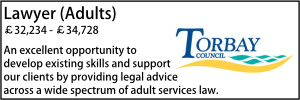 Torbay May 21 Lawyer adults