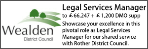 Wealden Head of Legal