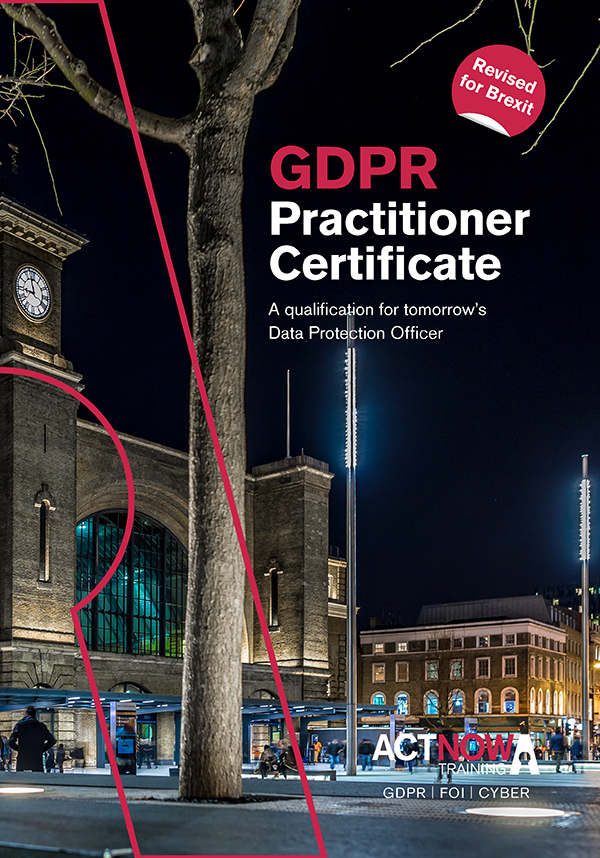 GDPR Cert1 Page 1 600