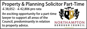 Northampton BC Planning and Property
