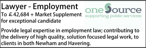 One Source Aug 20 Lawyer Employment