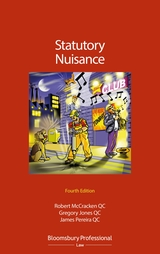 Statutory Nuisance Cover