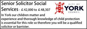 York Aug 20 Senior Social